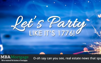 🎆 O-oh say can you see, real estate news that sparkles?